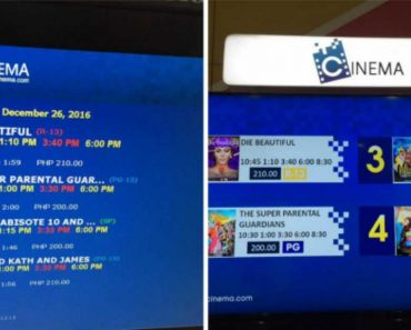 Non-MMFF Movies Allegedly Prioritized in Some SM Cinemas