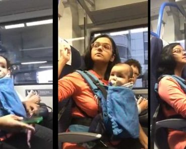 Viral Video: Mother And Baby Gets Kicked Out Of First Class By Angry Passengers