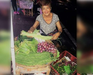 """Meet the Old Vendor, The First Donor to """"Duterte's Kitchen"""""""