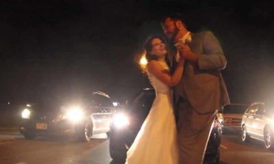 wedding-first-dance-motorway