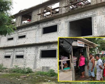 Guiuan Municipal Hall Still Partially Built Due to Lack of Funds, Reveals DSWD Secretary