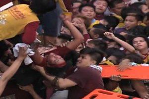 Netizens Praise Quick Rescue Mission of Unconscious Devotee
