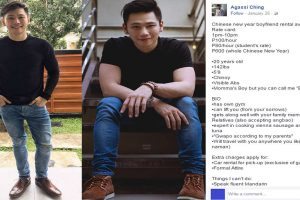 """Chinoy """"Boyfriend for Rent"""" Goes Viral"""