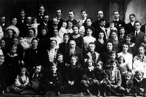 A Russian Woman in the 1700s had 69 Children