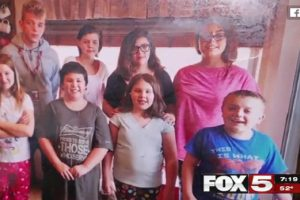 Fox5 Surprise Squad Transforms Helpful Family's Home
