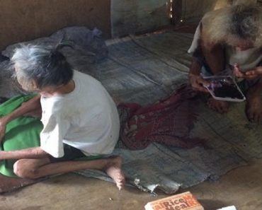 Netizens Help Out Old Siblings Abandoned by Family