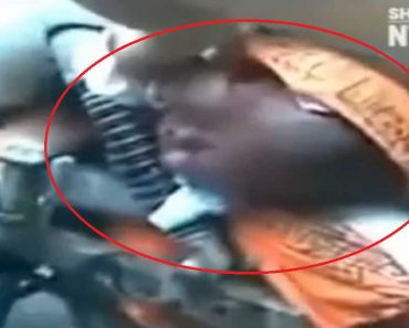 Video Shows Baby Being Pulled Out of Motorcycle Rims