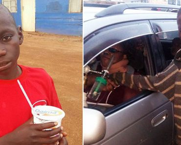 Netizens Help Sick Woman after Photo of Beggar Boy Praying for Her Goes Viral