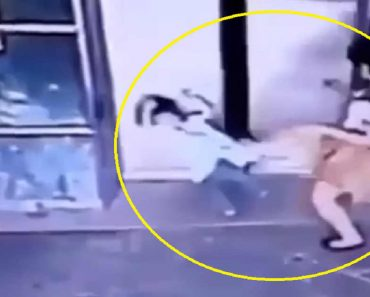 Malaysian Mom Kicks Toddler to Save Her from Closing Elevator