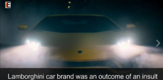 Lamborghini Brand