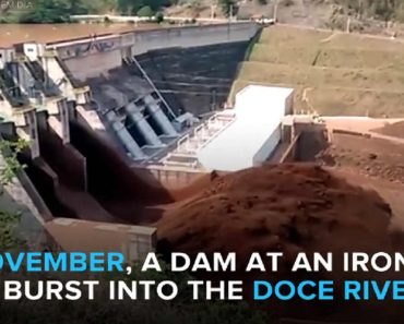 Video of Mining Disaster in Brazil Goes Viral