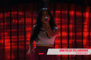 Four 'The Voice 2017' Coaches Turn for Filipina Singer