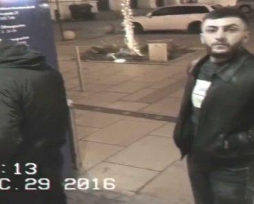 Pickpocket Returns Wallet after Noticing CCTV Camera