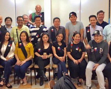 "Duterte's Top Social Media Supporters Meet in ""Trollerati Party"""