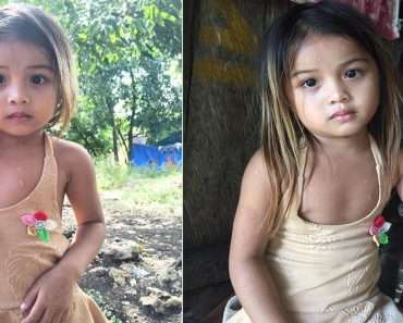 Gorgeous Badjao Girl from Negros Oriental Goes Viral
