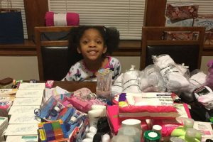 6-Year-Old Girl Throws Birthday Party for the Homeless