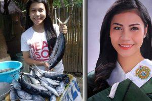 Proud Daughter of Fisherman and Fish Vendor, Graduates Magna Cum Laude