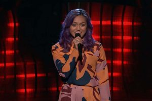 Another Fil-Am Wows Coaches on 'The Voice' Season 12