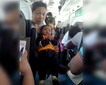 Father of Baby Found 'Abandoned' in Bus, Claims He had a Toilet Emergency