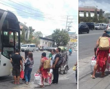 Bus Driver Allegedly Refused to Let Igorot Ride Even if He Had Money