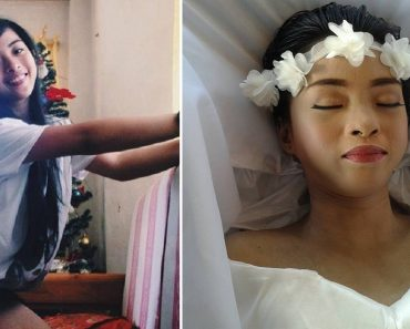 Dying Girl Who Wants to 'Die Beautiful', Arranges Own Funeral