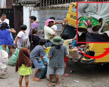 Residents of a Philippine City Exchange Their Garbage for Canned Sardines