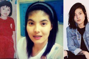 LOOK: #PubertyChallenge from Beautiful Girl to Handsome Tomboy