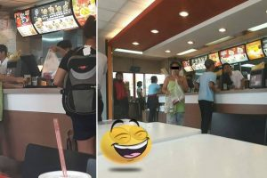 Woman Goes Viral for Buying at McDo Just Wearing PJs and a Towel