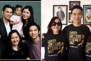 Filipino Guy Diagnosed with Same Cancer that Killed Siblings