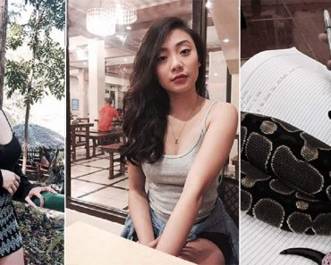 Gorgeous Filipina Teacher Goes Viral for Her Beauty and Her Pet Snake