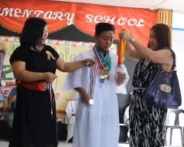 Pinoy Student Goes Viral for Graduating with 58 Medals