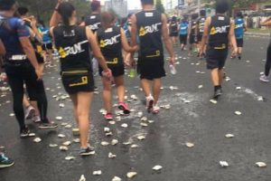 Netizen Slams Runners and Organizers for Trash in Eco Marathon