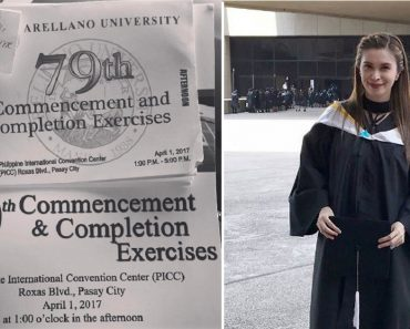Pinay Actress Graduates from College, Decades after Starting Her Career