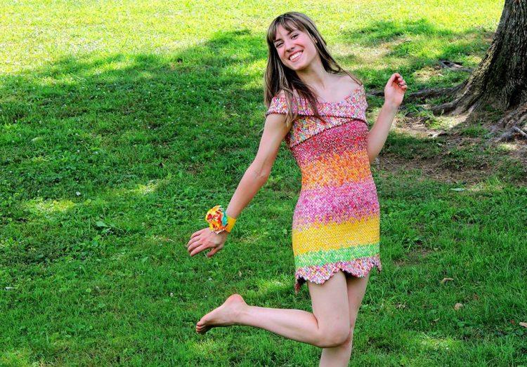 Starburst-wrapper-dress