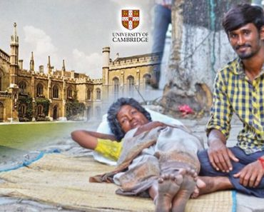 Former Beggar from India, Now Studies at Cambridge University