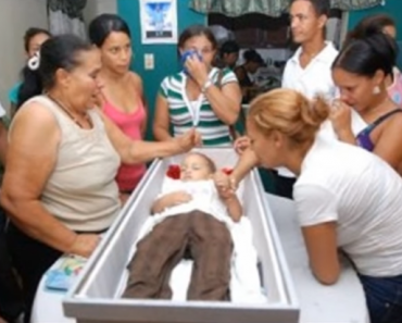 Dead 2-Year-Old Boy Wakes Up and Asks for Glass of Water