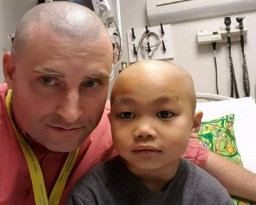 Cancer Strikes Adopted Son of Couple Who Went Viral for Adopting Girl without Limbs