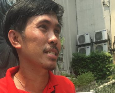 COMELEC Janitor is Now a Lawyer