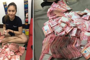 Girl Saves Php42,300 Just by Keeping All the Php50 Bills She Received in 5 Months