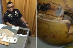Shabu Worth Php11 Million Hidden Inside Coconuts, Caught While Being Delivered to Jail