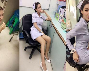 """Thai Nurse Forced to Leave Her Work After Photos Became Viral For Wearing """"Overly Sexy"""" Uniform"""