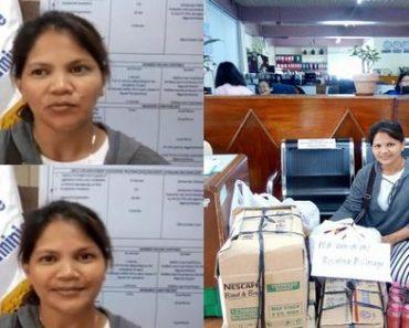 "OFW Gets Benefits From OWWA's ""Balik-Pinas Balik-Hanapbuhay"" Project"