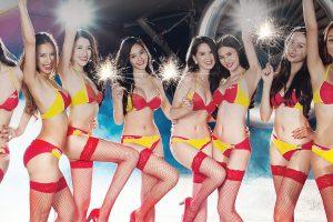 Flight Attendants Wear Bikinis in This Vietnamese Airline