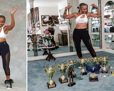 World's Oldest Woman Bodybuilder Celebrates 81st Birthday