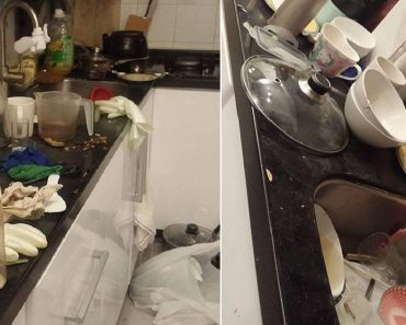 OFW Complains about Employer's Dirty House on Her Day Off