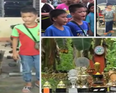 Meet The Singing Brothers Spotted In A Gymnasium In Their Video That Went Viral