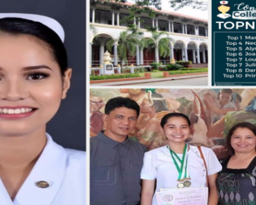 Nurse Claims Answered Prayer For Obtaining No. 1 Spot in Nursing Licensure Exam