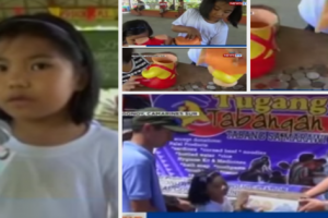 Young Kids Donate Coins From Their Piggy Banks to Help Marawi Evacuees