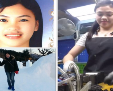 An OFW's Success Story From an Office Girl to a Factory Worker