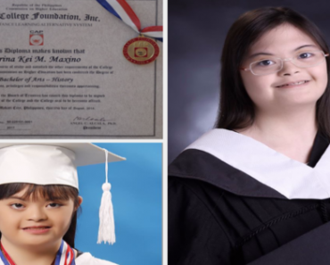 A Person with Down Syndrome Earns Countless Awards and College Degree